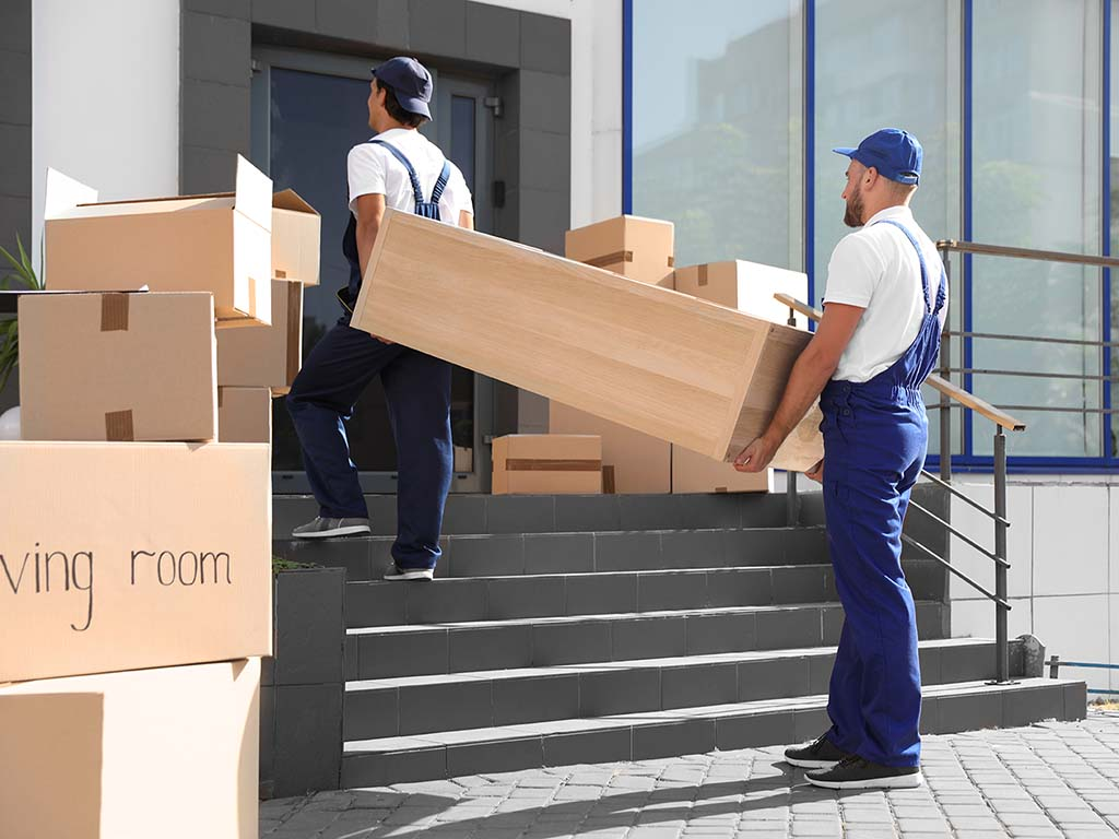 Moving Yourself vs. Hiring a Professional Mover
